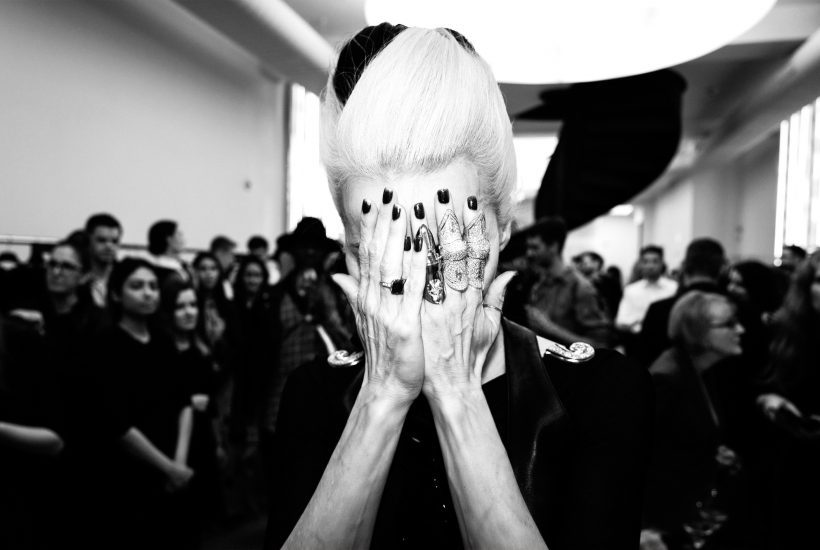 Maison Alaïa's first London flagship opening party