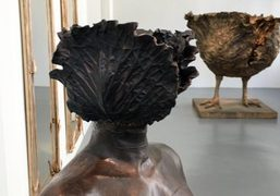 Claude Lalanne solo exhibition at Galerie Mitterrand, Paris