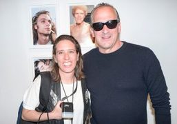 """Michelle Groskopf """"Sentimental"""" book launch and exhibition at ROW DTLA, Los Angeles"""