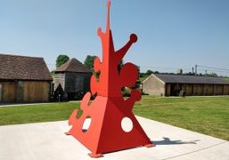"""Alexander Calder """"From the Stony River to the Sky"""" exhibition at Hauser..."""
