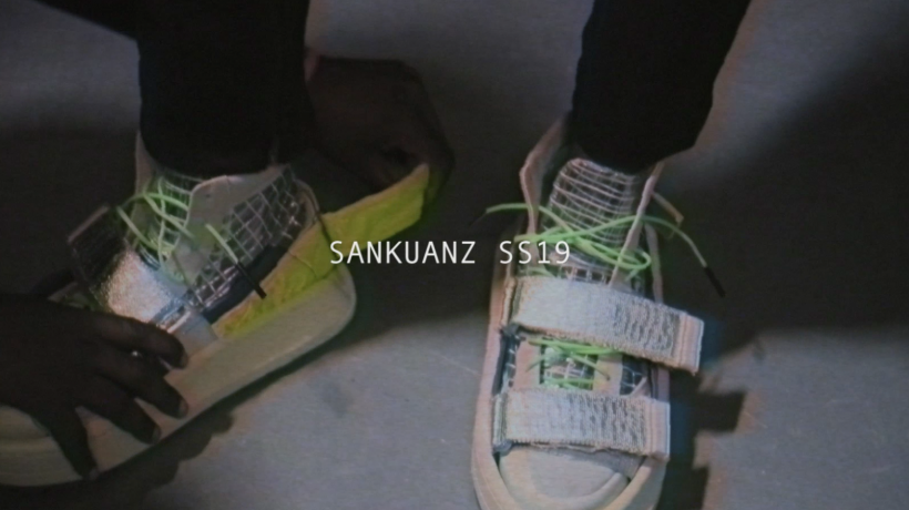 Behind the scenes at Sankuanz S/S 2019