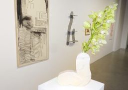 """""""Good Taste"""" group show co-curated by Katja Horvat and Paige Silveria at..."""