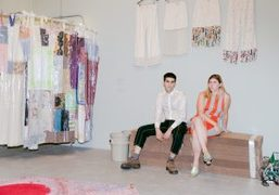 "Discover Eckhaus Latta's first solo exhibition ""Eckhaus Latta: Possessed"" at the Whitney..."