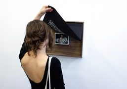 """Sophie Calle's projects """"Parce que"""" and """"Souris Calle"""" at Perrotin, Paris"""