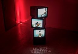 """ECAL University of Art and Design Lausanne's """"Mirage Club"""" exhibition at 24..."""