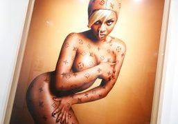 """David LaChapelle's """"Will You Still Love Me Tomorrow?"""" Exhibition at Staley-Wise Gallery,..."""