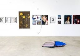 """""""Good Taste"""" group show curated by Paige Silveria and Katja Horvat, Miami..."""