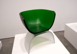 Marc Newson Exhibition Opening at Gagosian, New York