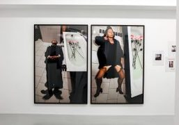 Boris Mikhaïlov Exhibition at Suzanne Tarasieve, Paris