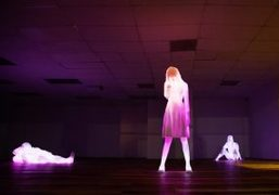 """Purple Presents """"Don't Forget To Breathe"""" by Doug Aitken"""