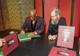 """Dapper Dan's Harlem"" Book Signing with Dapper Dan and Ari Marcopoulos at..."