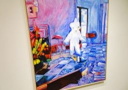 """Harmony Korine's """"Young Twitchy"""" exhibition at Gagosian, New York"""
