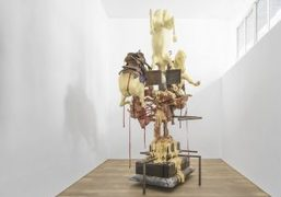 """Paul McCarthy's """"Mixed Bag"""" Exhibition at Xavier Hufkens, Brussels"""