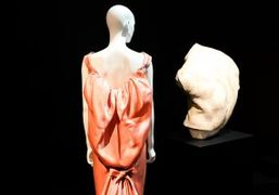 """Back Side/Fashion From Behind"" Exhibition Presented by Palais Galliera at Musée Bourdelle,..."