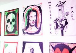 """My Head is a Haunted House"" Group Exhibition Curated by Charlie Fox..."