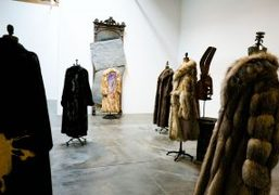 David Hammons's Exhibition at the Hauser & Wirth, Los Angeles