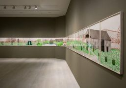 PACE Gallery Opening in Chelsea, New York
