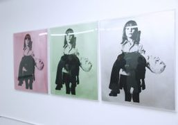 """""""Glenn O'Brien: Center Stage"""" Opening Exhibition at OFF PARADISE, New York"""