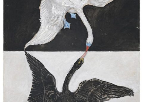 hilma af klint the invisible, the spiritual, the occult