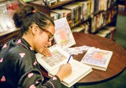 Cleo Le-Tan's Book Signing at The Mysterious Bookshop, New York