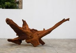 """Ai Weiwei's """"Roots"""" Exhibition at the Lisson Gallery, London"""
