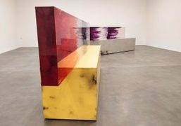 "Sterling Ruby's ""ACTS + TABLE"" Exhibition at Gagosian, London"