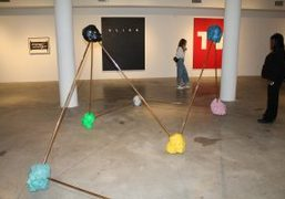 """""""The Extreme Present"""" Exhibition Presented by Gagosian and Jeffrey Deitch Galleries, Miami"""