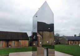 """Not Vital's """"SCARCH"""" Exhibition at the Hauser & Wirth Somerset"""