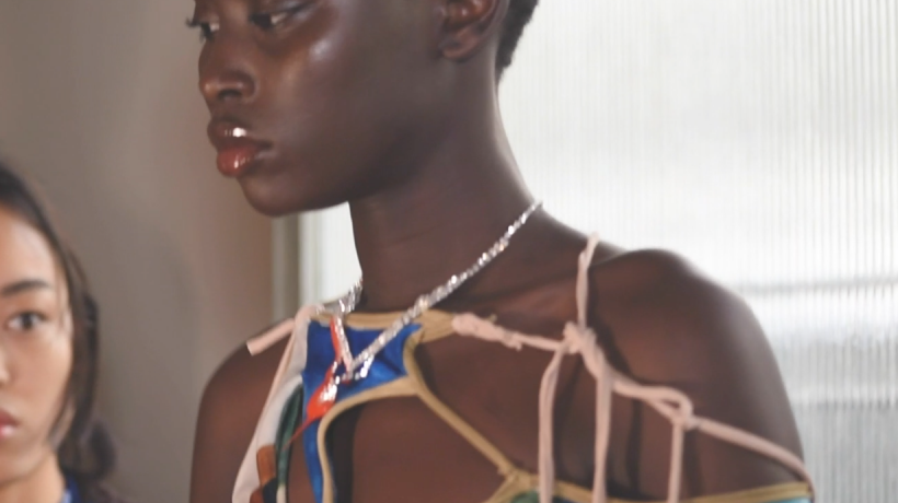 Behind The Scenes at Ottolinger F/W 2020, Paris