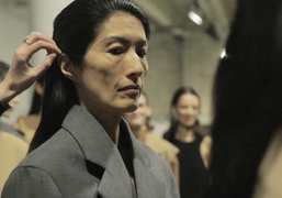 Behind The Scenes at Gauchère F/W 2020 at Palais De Tokyo, Paris