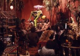 "PURPLE PARADISO: ""LUMINOUS PROCURESS"" by Steven Arnold, 1972, Your Movie Of The..."