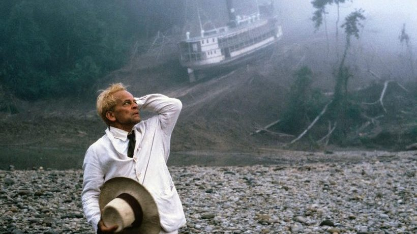 """Purple Paradiso: """"Fitzcarraldo"""" by Werner Herzog, 1982, Your Movie Of The Day Curated By Savannah Nolan and Olivier Zahm"""