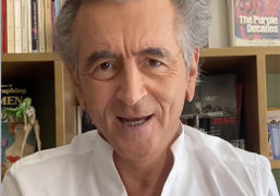 Purple PRESENTS: EXCLUSIVE READING OF FRENCH PHILOSOPHER BERNARD-HENRI LÉVY'S NEW BOOK ON...