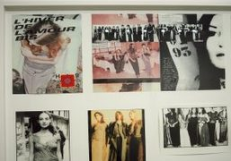 """Purple Archives in """"Photography and Fashion Since the 1990s"""", Tokyo"""