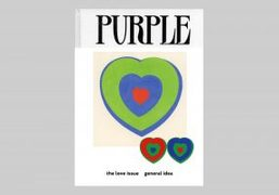 Purple #34 the LOVE Issue OUT WORLDWIDE