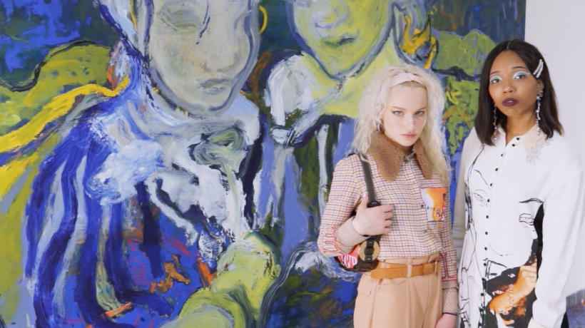 """Purple TV PRESENTS: """"On the Phone with Chloé,"""" by Bernadette Van-Huy"""