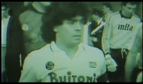 "Purple TV PRESENTS: ""Maradona & the Pope,"" a visual poem by Miguel Cullen and Ivar Wigan"