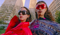 "Purple TV PRESENTS: Balenciaga Fall 21 collection ""Afterworld: the Age of Tomorrow"" in the streets of Paris"