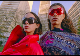 "Purple TV PRESENTS: Balenciaga Fall 21 collection ""Afterworld: the Age of Tomorrow""..."