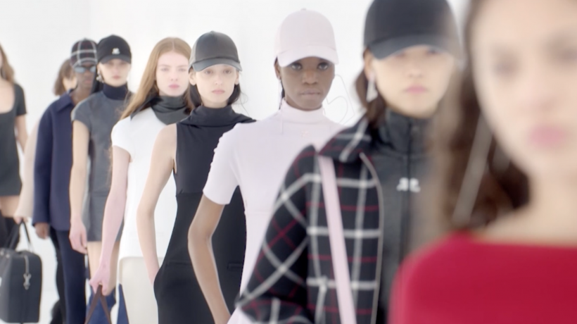 Courrèges F/W 2021, Paris