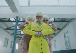 """Purple TV PRESENTS: """"Solar"""" CIFIKA's music video for Purple's first collection with..."""