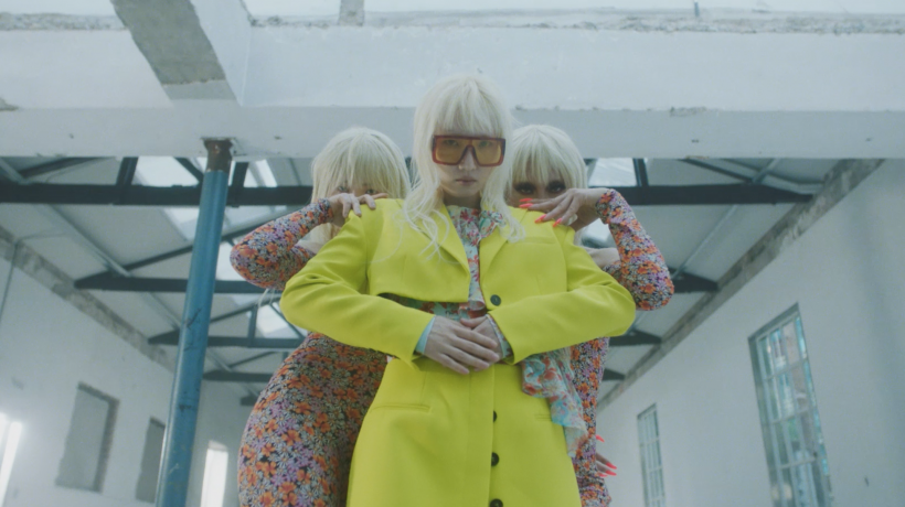 """Purple TV PRESENTS: """"Solar"""" CIFIKA's music video for Purple's first collection with Zara"""