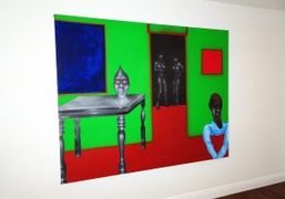 """""""Opera II,"""" an exhibition of new works by Pol Yves Taburet at..."""