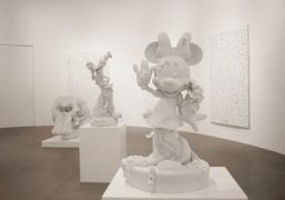 """""""Forgiving and Forgetting"""" an exhibition by Damien Hirst at Gagosian, Rome"""