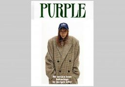 Purple F/W 2021 The Mexico Issue cover #1 by Juergen Teller for...