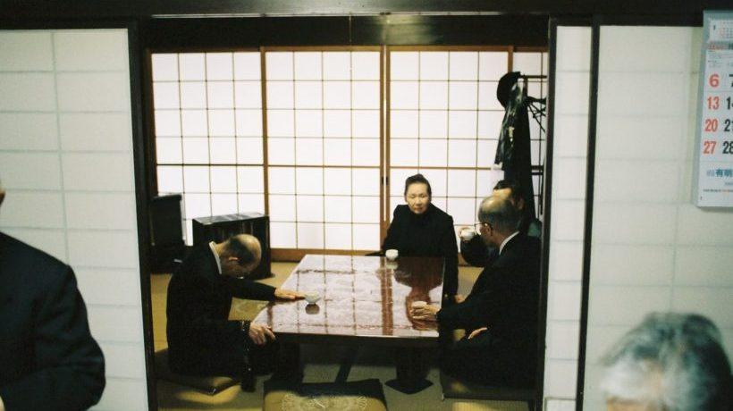 """""""The Works and Days (of Tayoko Shiojiri in the Shiotani Basin),"""" a film by Anders Edstrom and C.W. Winter"""